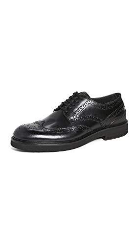 PS Paul Smith Men's Tommy Lace Up Shoes, Black, 11 Medium US