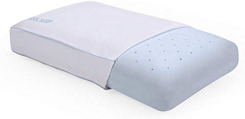 Top 10 Best sleep better iso-cool memory foam pillow Reviews