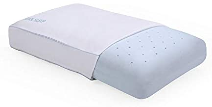 Classic Brands Cool Sleep Ventilated Gel Memory Foam Gusseted Bed Pillow - King