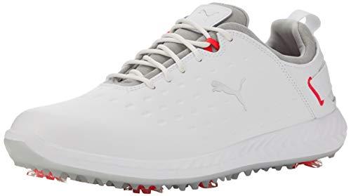 Puma Ignite Blaze Pro, Damen Golfschuhe, Weiß (PUMA White-HIGH Rise 01), 41 EU