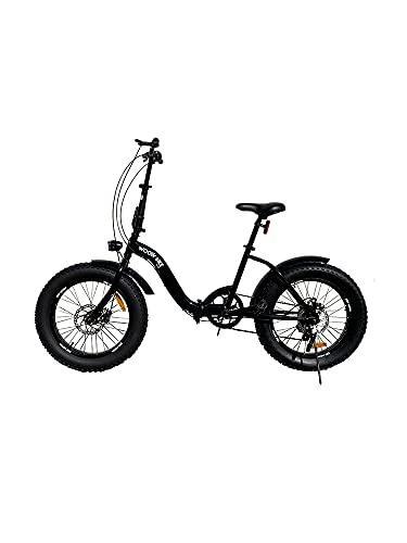 BeBikes CR3K bicicletta Acciaio Nero