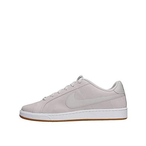 Nike Court Royale Suede, Zapatillas de Gimnasia Hombre, Gris (Vapste Grey/Vapste Grey/Black 014), 48.5 EU