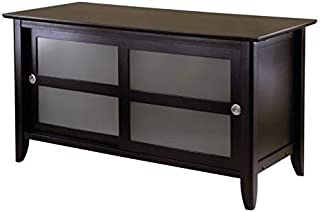 Pemberly Row TV Stand in Espresso