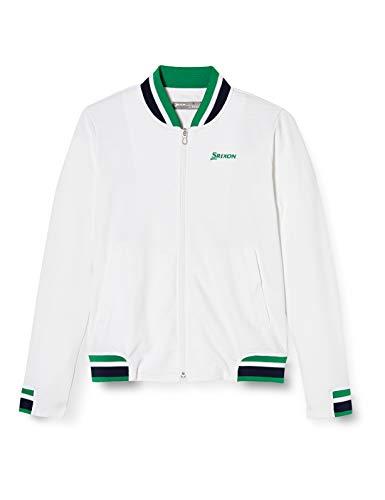 [スリクソン] ジャージージャケット RGWNJL50 レディース WH00(ホワイト) 日本 M (日本サイズM相当)