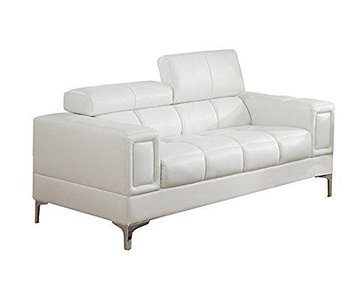 Major-Q Bonded Leather 2-Pcs Sofa Set 2