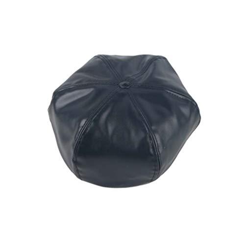 Fenical - Kappen für Jungen in Schwarz, Größe 25 * 25 cm