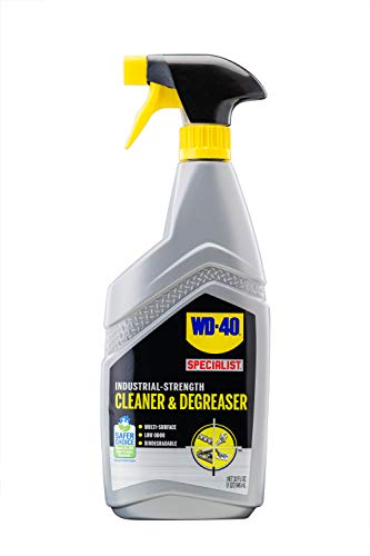 WD-40 - 30035 Specialist Cleaner & Degreaser, 32 OZ [Non-Aerosol Trigger]