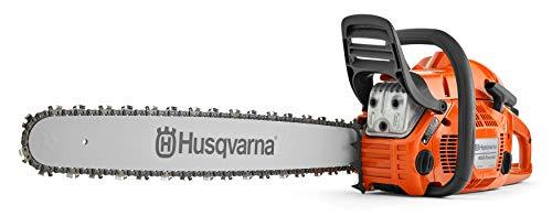 "Husqvarna 460R 24"" Gas Chainsaw, Orange"