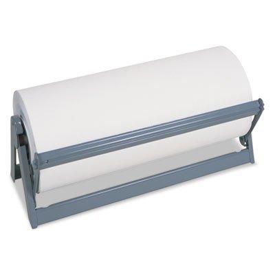 """Boardwalk K1840900 Kraft Paper, 18"""" x 900ft, Brown with Bulman A50018 All Steel, Rubber Feet, 18"""" Paper Cutter"""