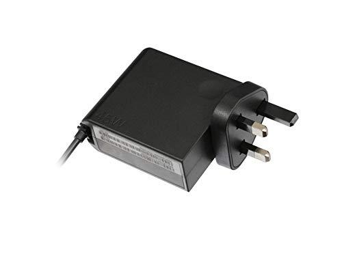 Lenovo USB-C AC-adapter 45 Watt UK wallplug original ThinkPad X1 Yoga (20LD/20LE/20LF/20LG) series