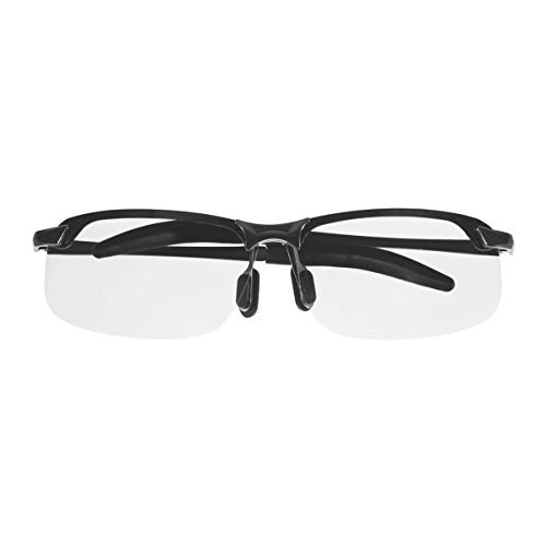 Óculos de sol masculinos esportivos para ciclismo, mudança de cor e polarização, simples e prático, para uso externo (mudança de cor da armação do robe)