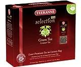 FUERA DE CATÁLOGO - Teekanne (Pompadour 1913) 1882 Selección de té verde Chun Mee - 1 x 20 pirámides de té (80 gramos)