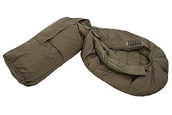 Carinthia Defence 4 200 Sac de Couchage d?Hiver Haute Performance pour des températures allant de -15 °C, Olive