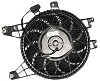 TYC 610870 Toyota//Lexus Replacement Condenser Cooling Fan Assembly