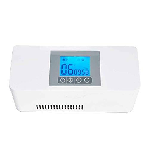 Insula-koeler, draagbare USB- Insulum-koelkoffer, medische reiskoelkoffer voor kleine koelkasten.