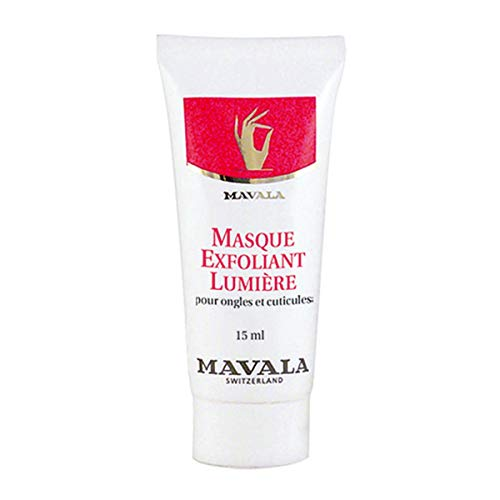 Mavala - Exfoliante uñas 15 ml. Mascarilla