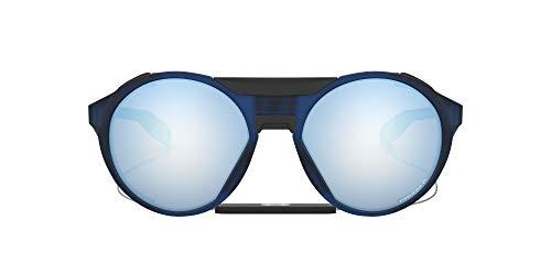 Oakley Clifden Gafas, Multicolor, 55mm Unisex Adulto