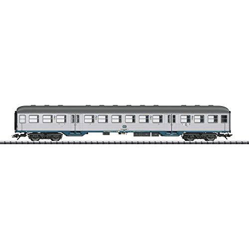 TRIX H0 T23491 H0 Nahverkehrswagen Silberling der DB 2. Klasse