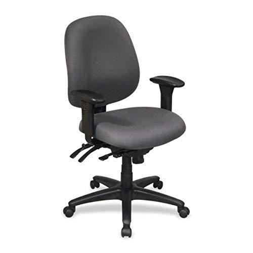 Lorell High Performance Task Chair, Gray
