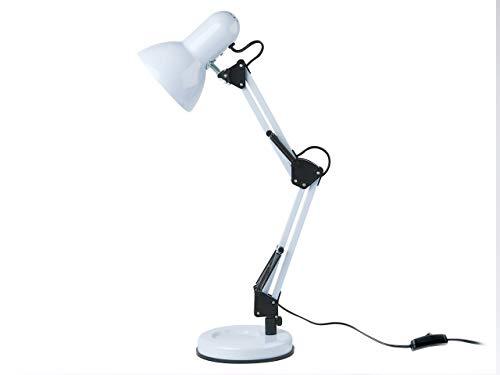 Leitmotiv bureaulamp Hobby wit LM673