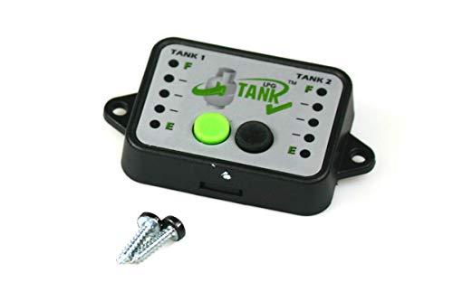 Rabenburg Innenraum-Monitor für Gasflaschen Inhaltsanzeige Bluetooth by MOPEKA