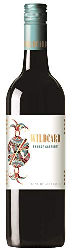 Wildcard Shiraz Cabernet 2017 13,5% - 750ml