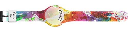 Zitto! Damen Uhr aus Silikonem Kollektion Limited cod. COLORIZEME-G