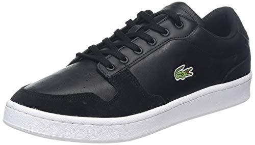 Lacoste Herren Masters Cup 319 1 SMA Sneaker, Schwarz (Black/White 312), 40 EU