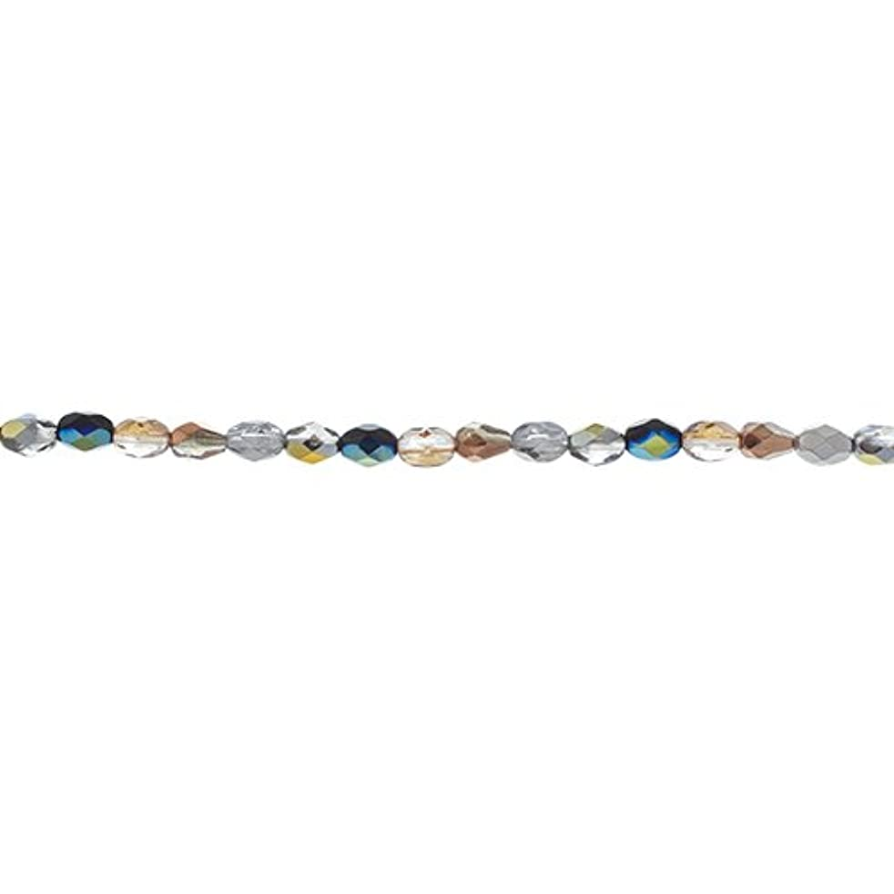 John Bead Outlet Oval Beads, Mix