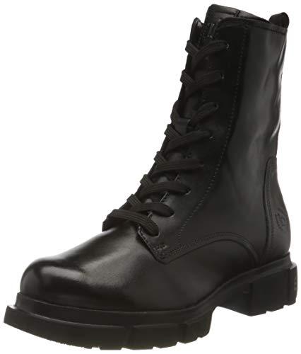 bugatti Damen 411A0W304000 Stiefelette, schwarz, 37 EU