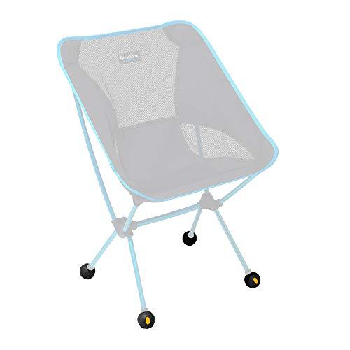 Helinox Vibram Ball Feet   Hochleistungs-Vibram-Kugelfüße helfen dabei, Stuhl auf harten, glatten Oberflächen sicher zu halten (Black)