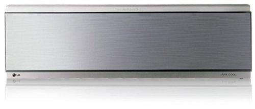 LG C12AWR - Aire acondicionado (1090W, 1260W, 220-240V, Montar en la pared, 91,5 cm, 1,5 cm) Plata