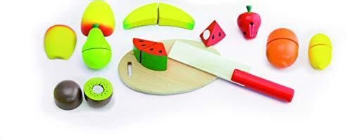Andreu Toys 21 x 14 x 6 cm Repas Fruits Jouet (Multicolore)