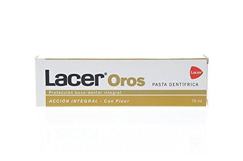 LACER - LACER OROS FLUOR PASTA 75 ML