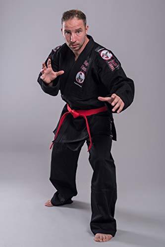 BJJ-MMA Black BUDO's Finest Größe 170...