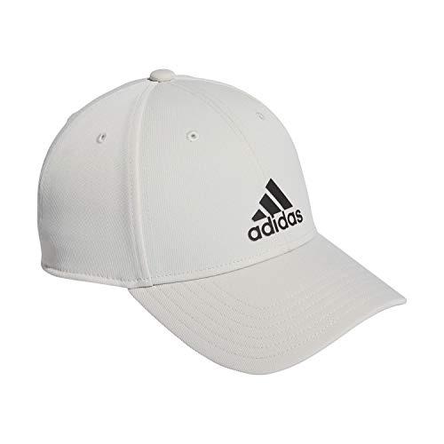 adidas Tapa estructurada de decisión, Hombre, Gorras de béisbol, Orbit Grey/Black, Talla única