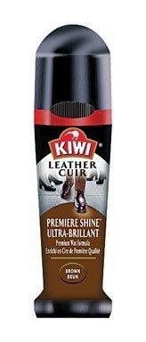 Price comparison product image Kiwi 11313 2.5 Oz Brown Leather Premiere Shine Shoe Polish