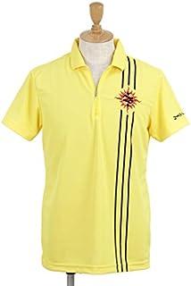 [ジール&シンセリティ] ポロシャツ 半袖 UVカット メンズ ゴルフウェア