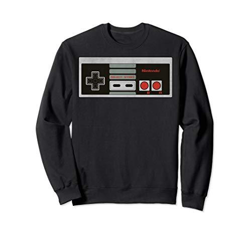 Nintendo Entertainment Retro NES Controller Graphic Fleece