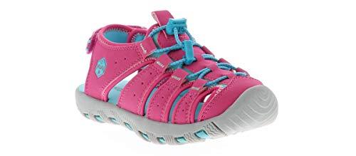 Khombu Cheeky Girls' Casual Shoe Pink in Size 5