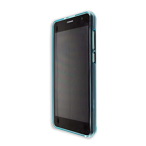 caseroxx TPU-Hülle für Archos Access 50 Color 3G, Tasche (TPU-Hülle in hellblau)