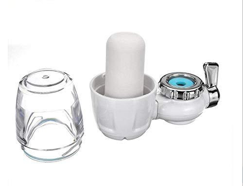 Moet Keukenkraan Filter Washable keramische wand-Mounted Water Purifier ontroesten Zuivering Water Quality Healthy-Water Filter (Color : Replacement Filter)