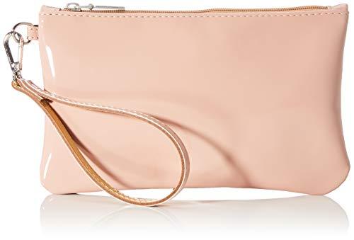 O bag Pochette, Accessori da Viaggio-Portafogli Donna, Rosa Smoke, Unica