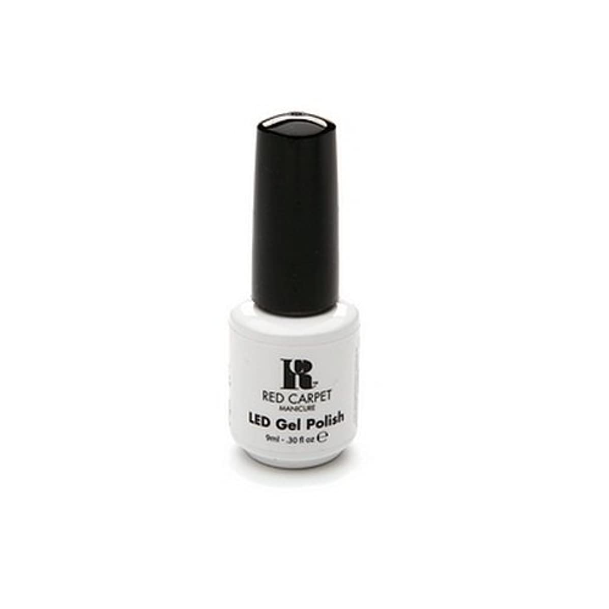 土砂降り議会揺れるRed Carpet Manicure - LED Nail Gel Polish - Iconic Beauty - 0.3oz / 9ml
