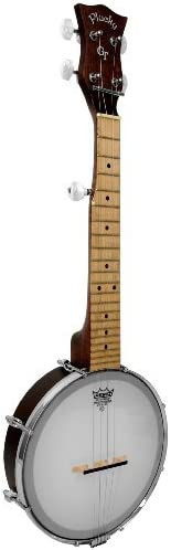 Gold Tone Plucky Lowest price challenge OFFicial Banjo Vintage String Brown Five