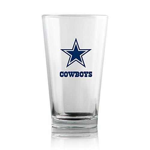 Duck House Dallas Cowboys NFL - Set di 2 Boccali da Birra 475 ml
