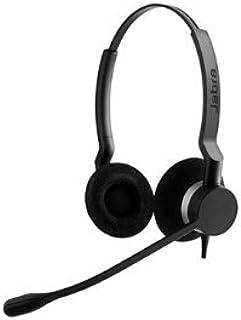 Jabra Biz 2300 USB Duo Wired Professional Headset (Renovado)
