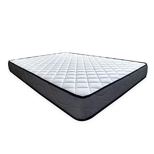 Somnia Descanso - Colchón Viscoelástico One Reversible | Firmeza y Confort | Altura 20cm | Cara Invierno/Verano | 105x190
