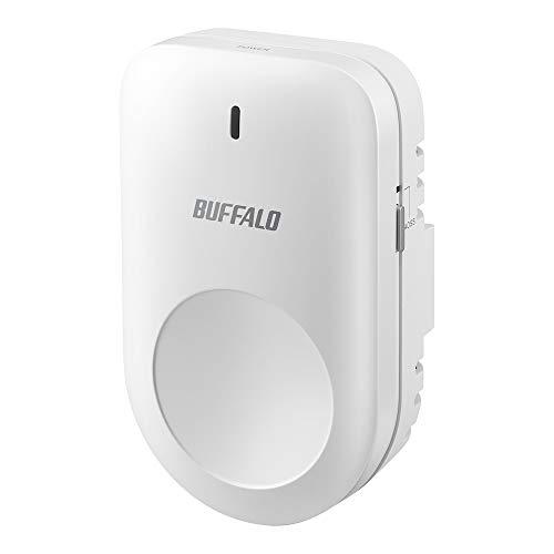 BUFFALO WiFi 無線LAN AirStation connect 専用中継機 WEM-1266WP 11ac 866+400Mbps コンセント直挿しモデ...