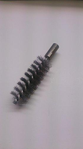 800460 - Cepillo para caldera (alambre de acero, diámetro 30 mm, M 10 IG, longitud 130 mm)